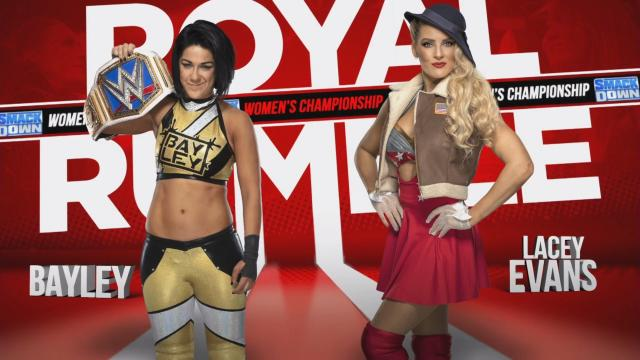 Sheamus vs. Shorty G, Lacey Evans vs. Bayley, Strap Match Added To WWE Royal Rumble, Updated Card