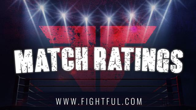 Match Ratings For WWE Smackdown 1/17/19 From Sean Ross Sapp