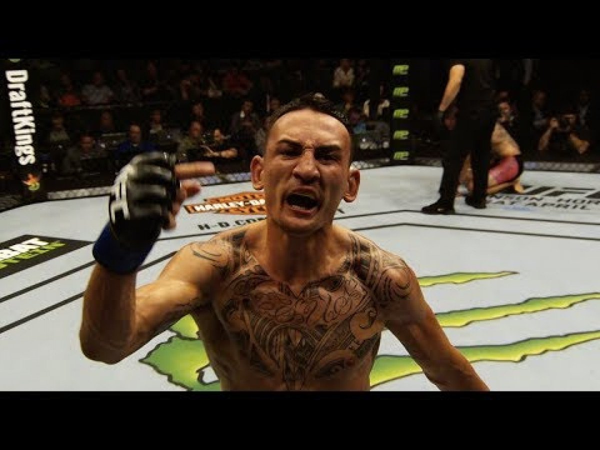 Report: Max Holloway Defends Featherweight Title Against Frankie